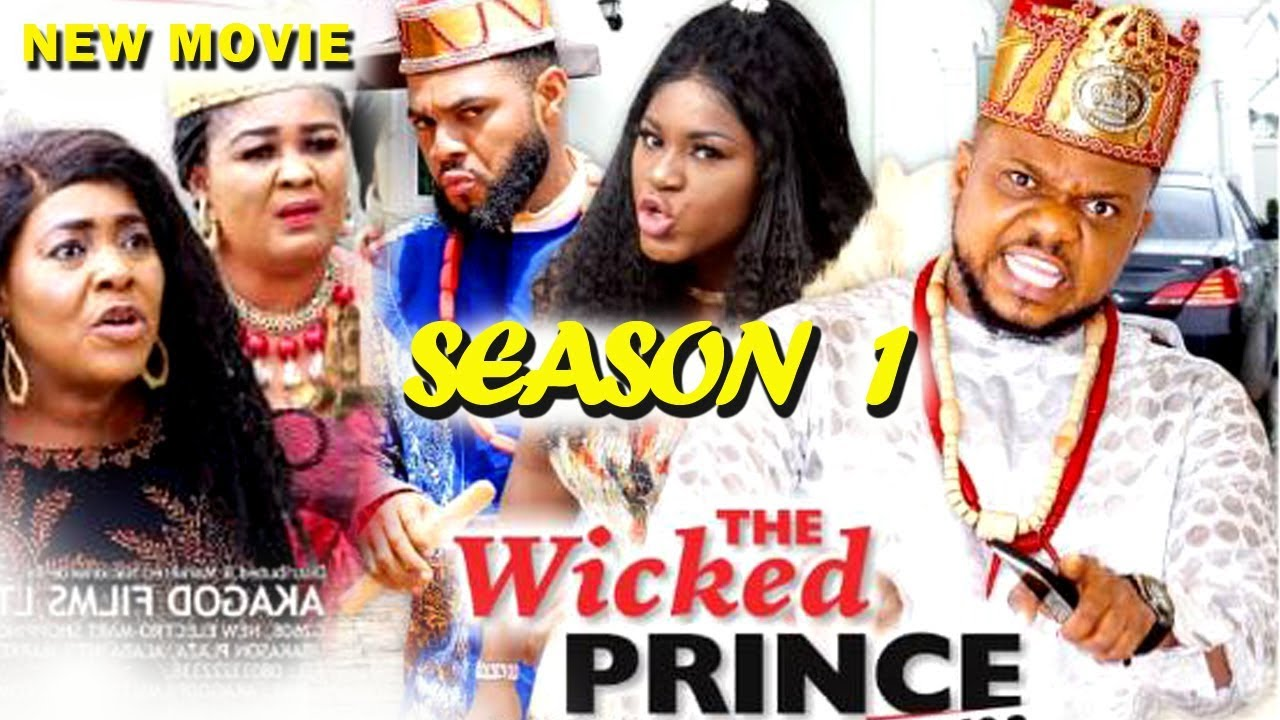 Download THE WICKED PRINCE SEASON 1 - (New Movie) Nigerian Movies 2019 Latest Full Movies