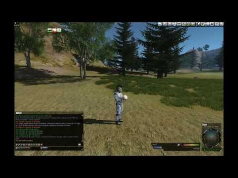 Tutorial 5: Hunting in Entropia Universe