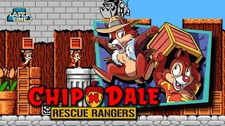 Chip n' Dale Rescue Rangers: The Disney Afternoon Collection [COMPLETE]