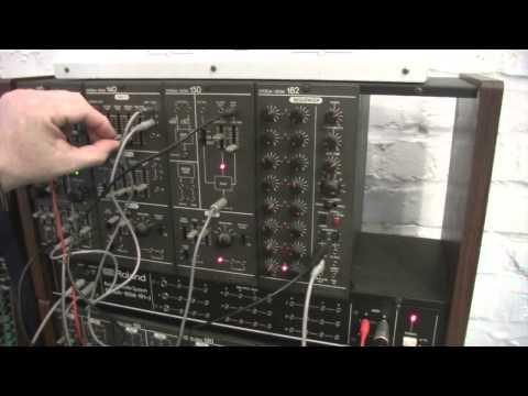 Roland System 100m - testing