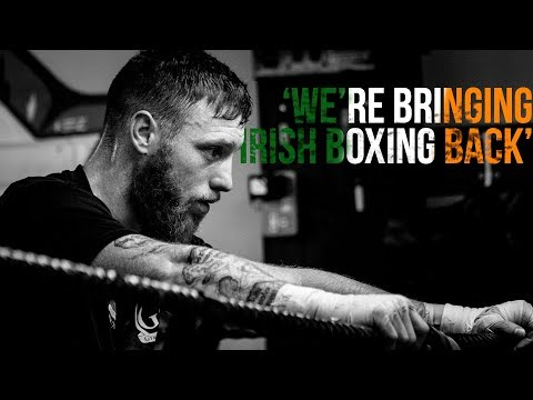 Sugar Ray: 'We're Bringing Irish Boxing Back'