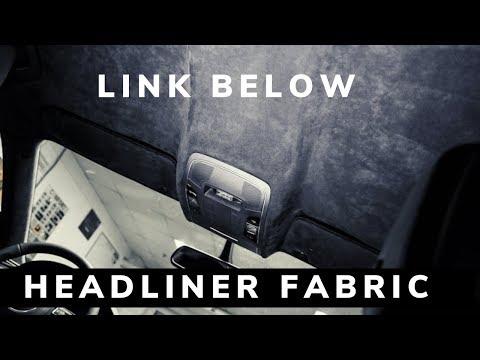 Сar Headliner Fabric, Headliner Fabric, Headliner Fabric Adhesive, Car Headliner Repair, UNIVERSAL
