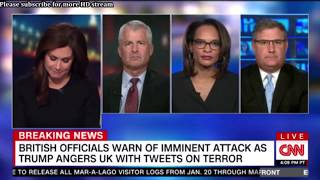 British Officials Warn of Imminent Attack as Trump Angers UK with Tweets on Terror