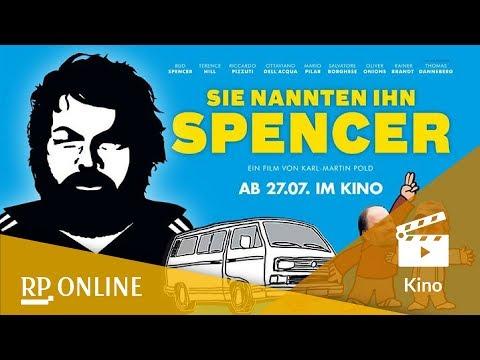 Sie Nannten Ihn Spencer: BudSpencerDoku kommt ins Kino