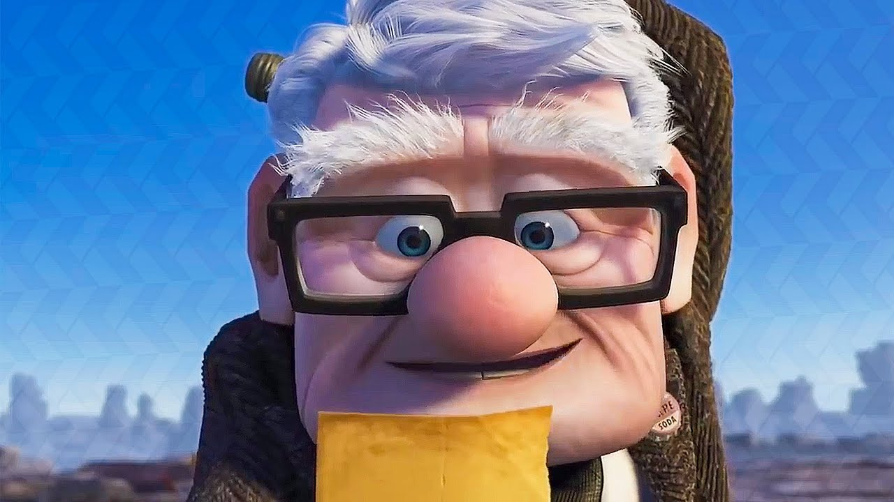 Image result for 'Up' (2009)