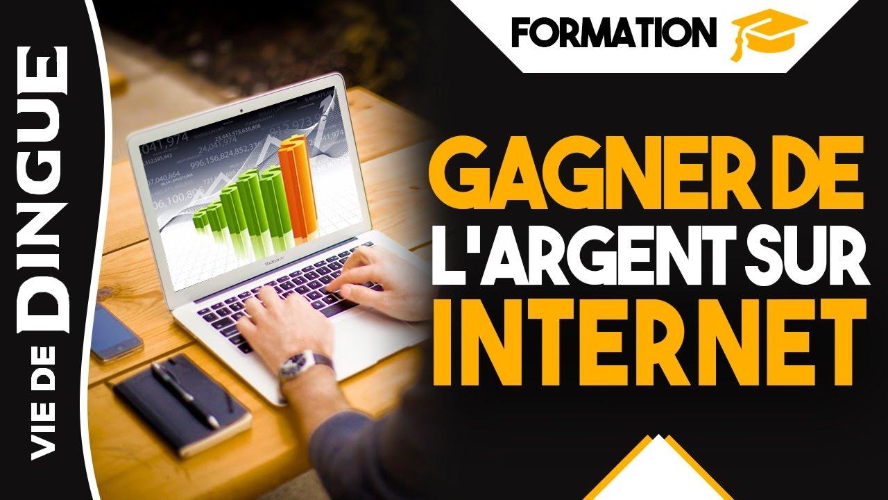 COMMENT GAGNER DE L ARGENT SUR INTERNET - LES 9 MÉTHODES - MCD N°2 ... a77f69c2b614