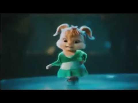 Alvin e os esquilos cantando Mãe Mulekada