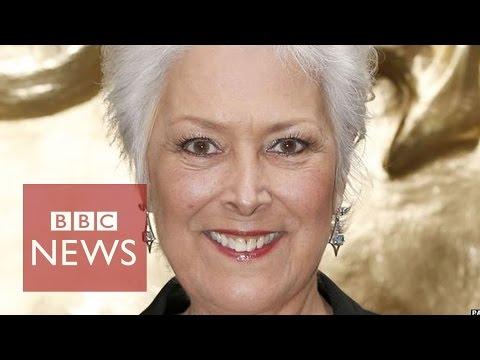 Lynda Bellingham: 'Nobody decides when they can die' - BBC News