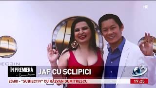 Antena3 Romania OneCoin report interviews journalist Maxime Grimbert