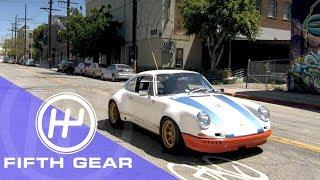 Fifth Gear RestoModding Cars смотреть