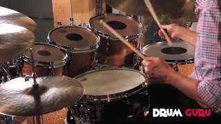 Drum Guru - Steve Smith: Pathways of Motion: Developing Rebound and Finesse - Pack 2 Preview