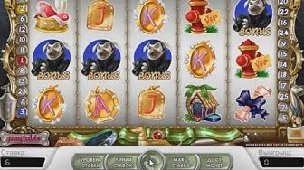 Diamond Dogs Slot - Bonus Game!