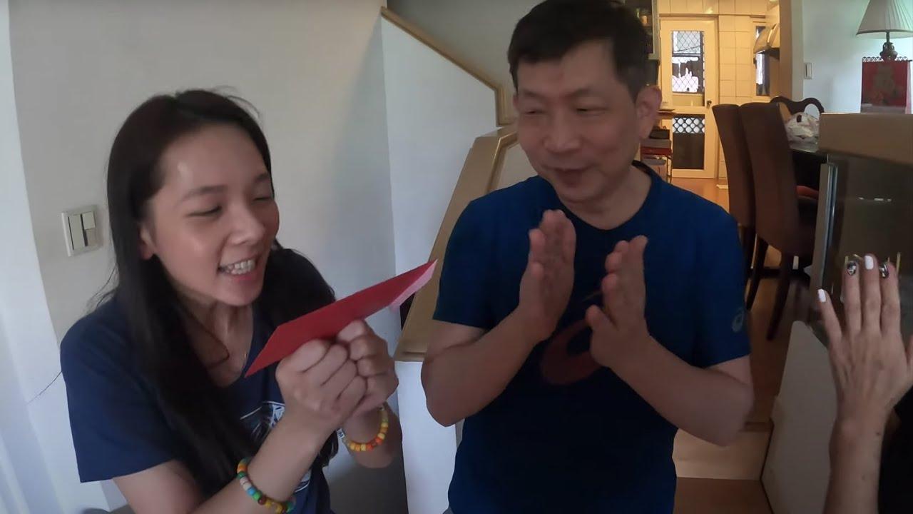 送給滴爸網路票選第一名的父親節禮物!【阿滴日常】