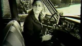 VINTAGE CHEVY II commercial - Elizabeth Montgomery (Bewitched) introduction
