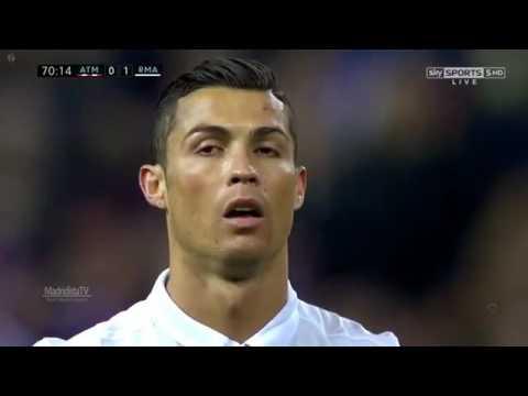 Atlético Madrid vs Real Madrid 0 3   Magoli ya Cristian Ronaldo