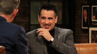 Colin Farrell was almost in Boyzone! | The Late Late Show | RTÉ One