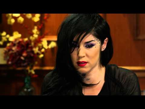 Kat Von D Answers Social Media Questions on Media & Growing Up | Larry King Now | Ora TV