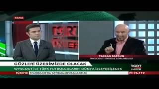 tgrt tv tarkan batgn wyscout spor toto 2 3 projesi haberi hakan dede ile