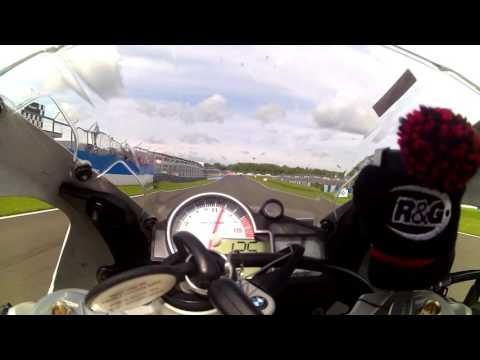 Race 1 on board BMW S1000RR with Dan metzeler newcomers no limits racing may 2017