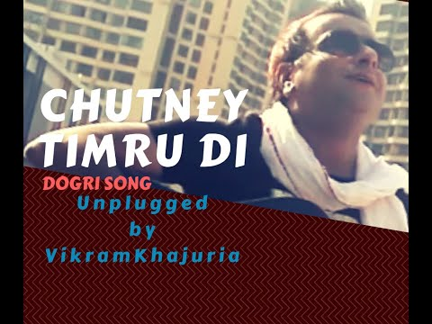 Chatni Timru Di- Dogri Song Unplugged_Video Blog-33