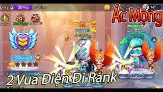 Garena DDTank:Hot Meta 2 Vua Điện Leo Rank|Nhịp Nhàng Như Đẩy Xe Hàng