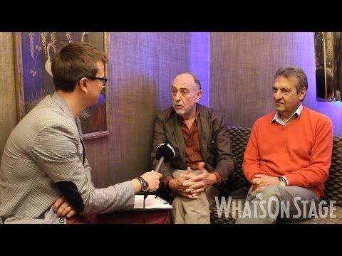 An interview with Claude-Michel Schonberg and Alain Boublil
