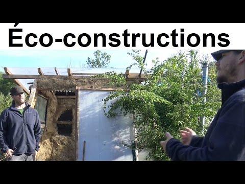 Constructions Naturelles !