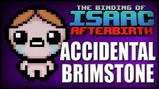 Accidental Brimstone - Isaac Afterbirth [14]