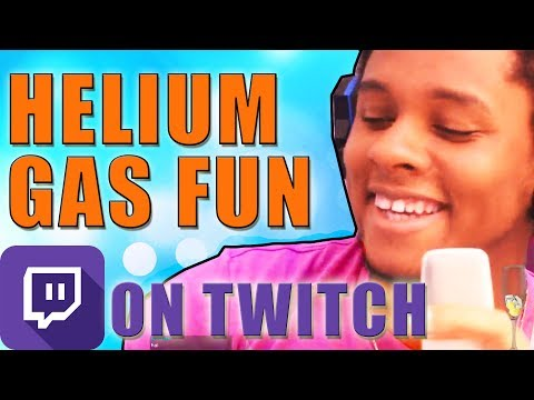 I bought a HELIUM tank - Twitch recap