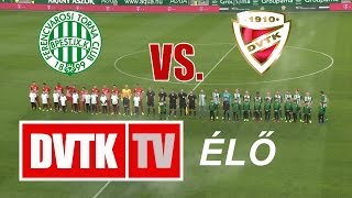 Ferencvaros vs Diosgyor full match