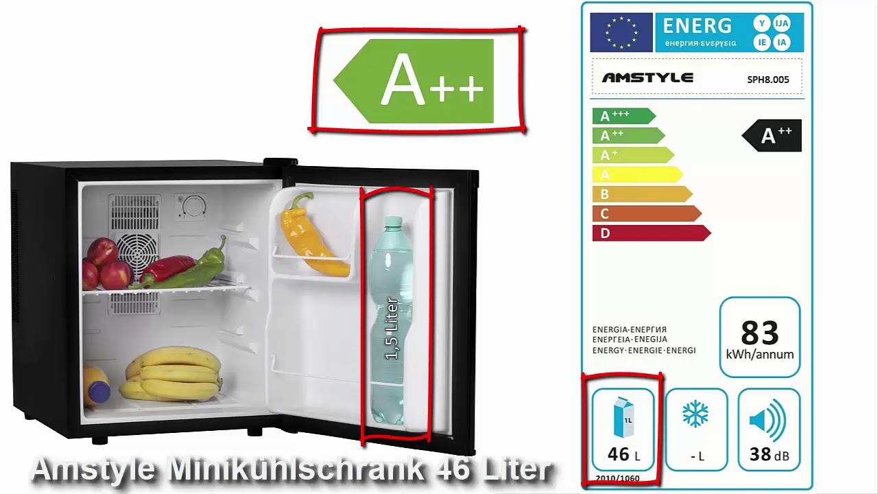 Amstyle Minikühlschrank 46 Liter Test 2018 - Lohnt sich der Kauf ...