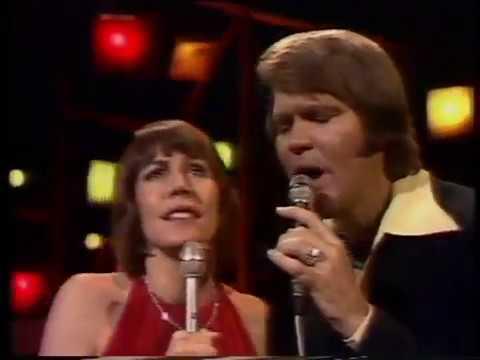 HELEN REDDY and GLEN CAMPBELL DUET - DELTA DAWN 1975 - QUEEN OF 70s POP