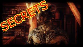 Repeat youtube video Skyrim Lore: Argonian Secrets!