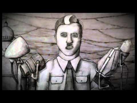 'The Great Dictator' Animation (Charlie Chaplin)
