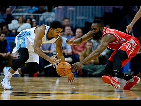 Houston Rockets vs Denver Nuggets - December 14, 2015