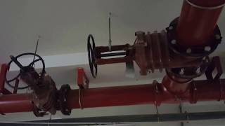 Fire fighting - os & y gate valve for Fire fighting