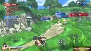 Senran Kagura: Estival Versus 5v5 PvP - Ikaruga - [PS4] Online Gameplay #6