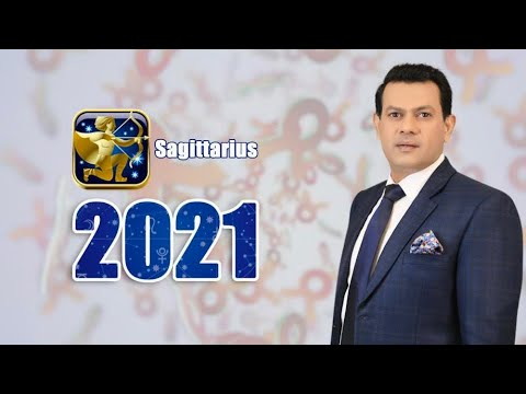 Sagittarius 2021 Yearly Horoscope