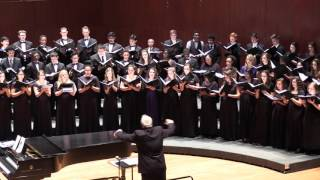 Earth Song - SVA at Andrews Choir Fest 2016