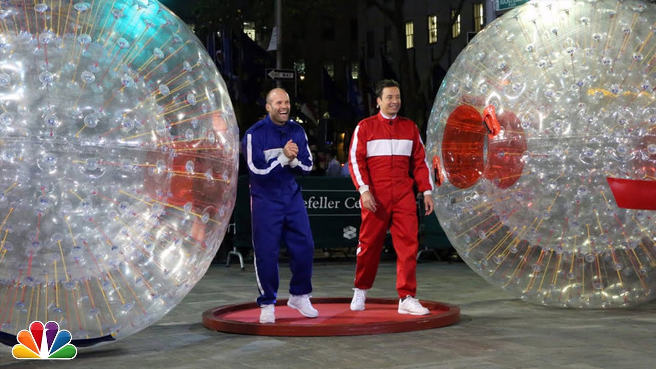 Hamster Ball Race with...