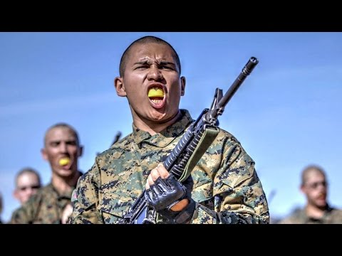 Marine Corps Recruit Training Boot Camp - Recruit Depot San Diego