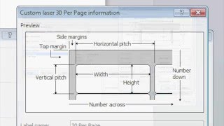 How To Make Custom Label Templates In Microsoft Word
