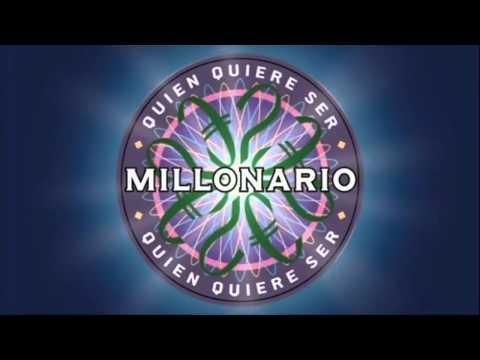 Theme: Quien Quiere Ser Millonario (selección de respuesta)