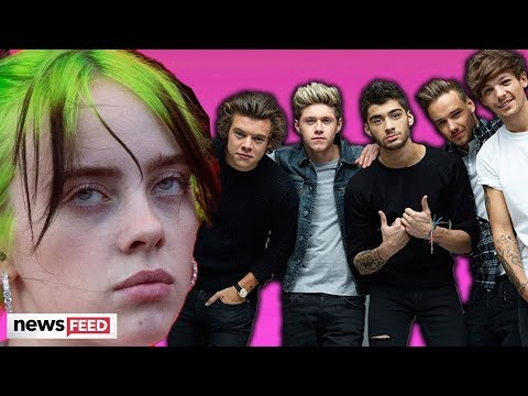 Billie Eilish CANCELLED By One Direction Fans!!!