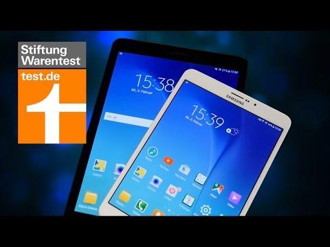 Download Test Tablets: Die Top-Tablets 2016 im Überblick Screenshots