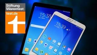 Test Tablets: Die Top-Tablets 2016 im Überblick