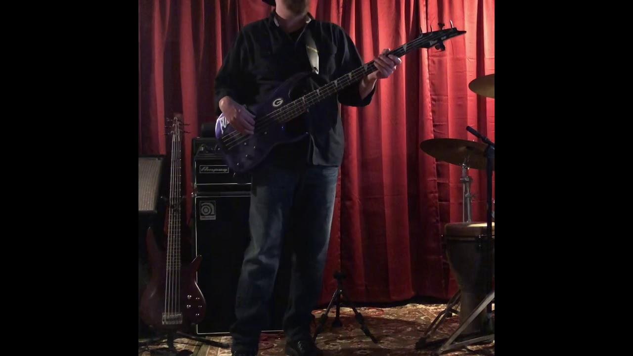 Eric Brooke Prince Bass Riffs