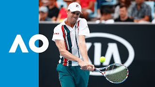 Sam Querrey vs. Borna Coric - Match Highlights | Australian Open 2020