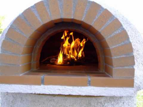 four a pain bois pizza horno de barro de le a wood oven. Black Bedroom Furniture Sets. Home Design Ideas