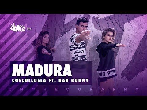 Madura - Cosculluela Ft. Bad Bunny | FitDance Life (Coreografía) Dance Video